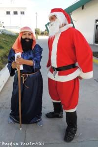 Magi & Santa