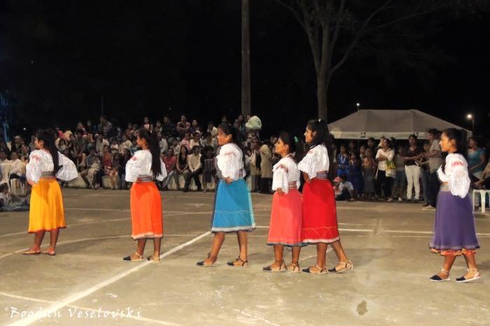 Andean dance
