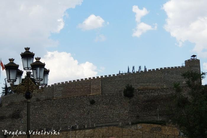 Скопско Кале (Skopje Fortress)
