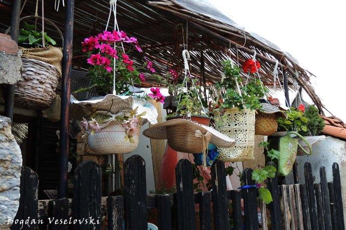 Flowerpots hats