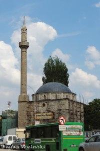 Çarshi Xhamia – Xhamia e Gurit (Çarshia Mosque - Stone Mosque, Prishtina)