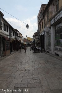 Typical street in Old Bazaar