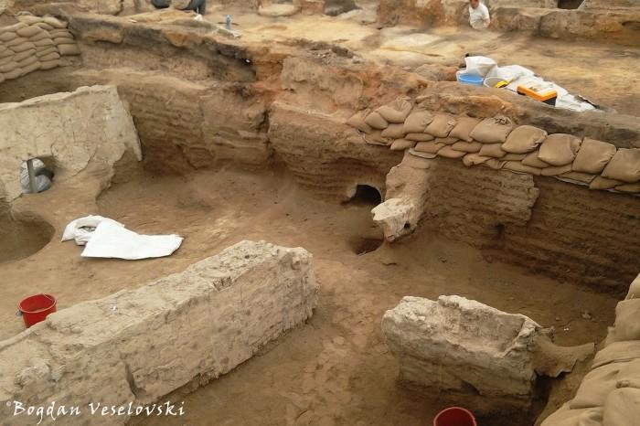 Çatalhöyük archeological site