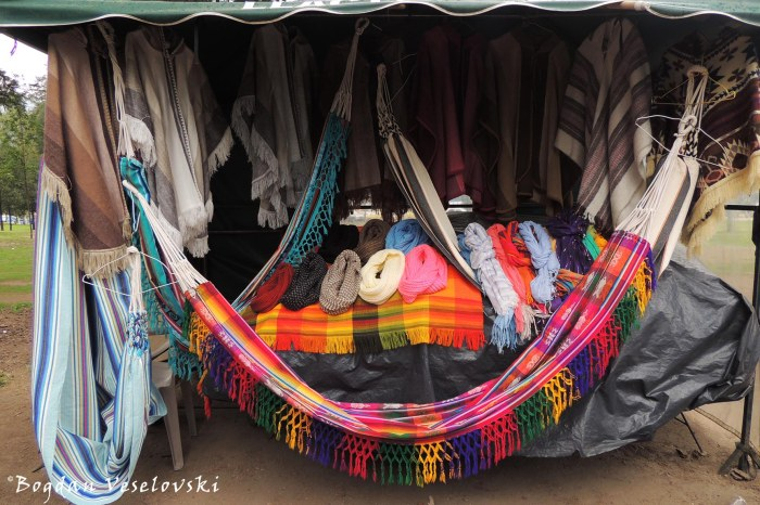 Relax and buy a poncho
