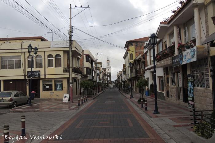 Calle Simón Bolivar