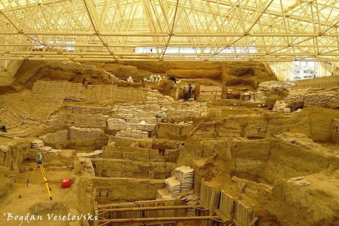 Çatalhöyük settlements