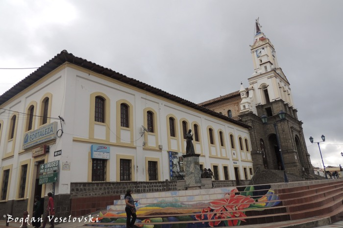 Catedral La Matriz de Cotacachi