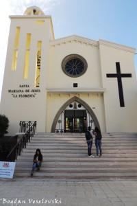 Iglesia a Santa Mariana De Jesús 'La Floresta'