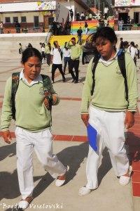 Quechua boys