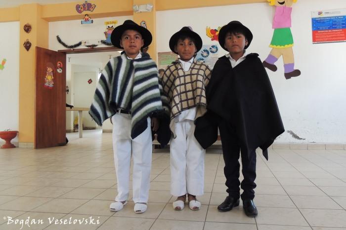 Poncho boys