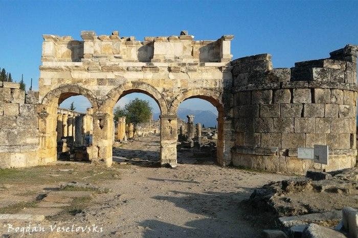 Domitian gate