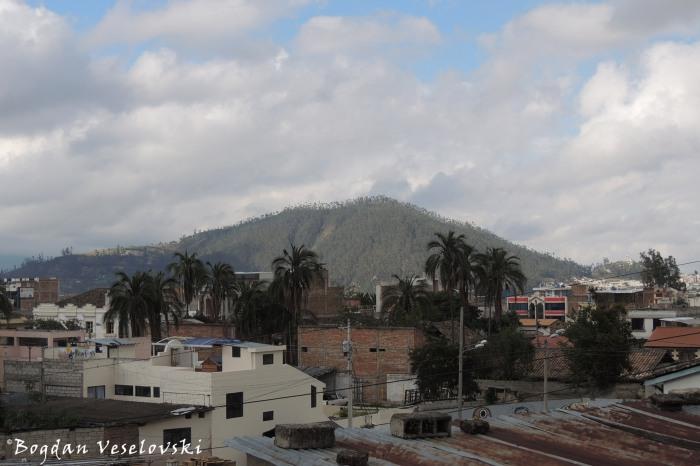 Neighborhood in Otavalo