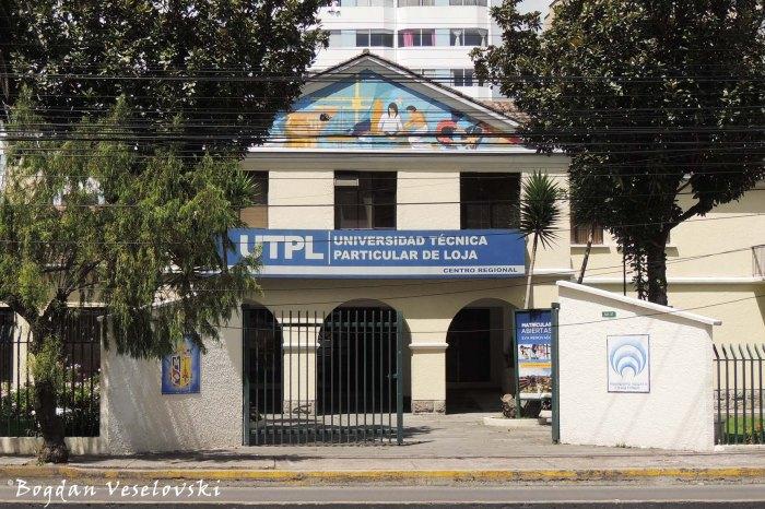 Universidad Técnica Particular de Lona
