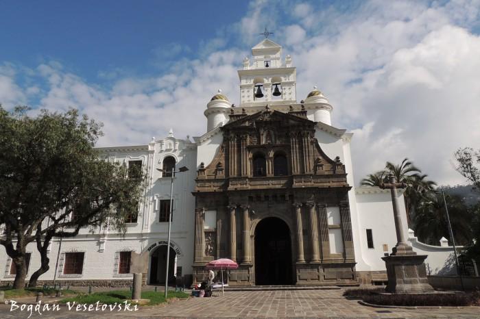 Iglesia de Guápulo