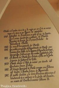 History of Otavalo
