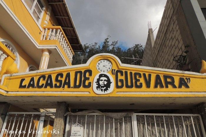 La Casa de Guevara