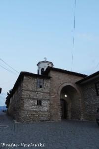Црква Пресвета Богородица Перивлептос (Church of the Holy Mother of God - Peribleptos)