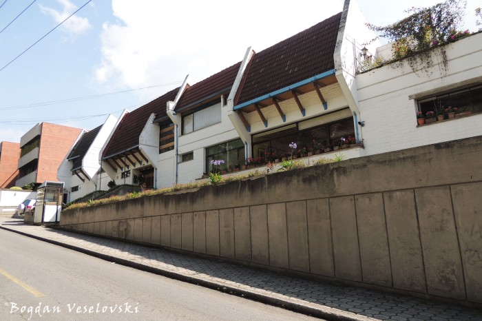 Habitat Guapulo on Rafael Larrea Street