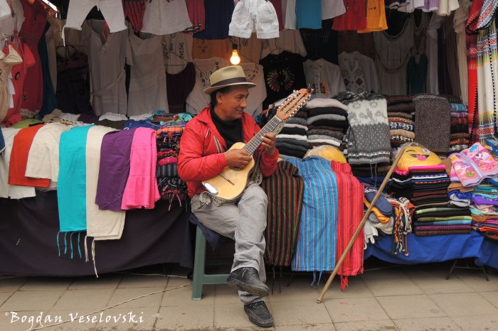 Musician vendor