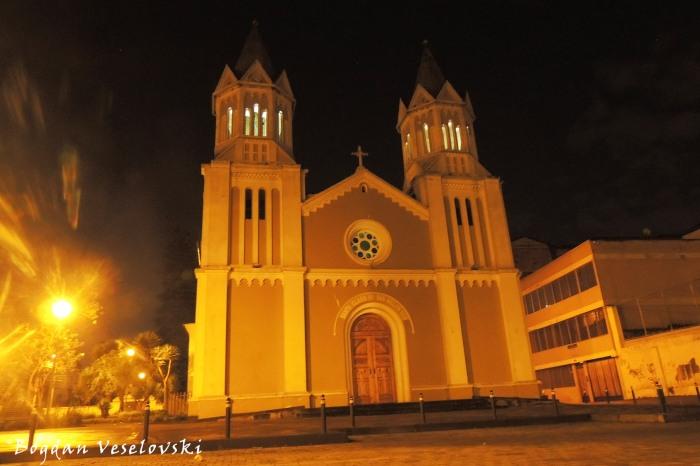 Iglesia de Santa Clara de San Milán