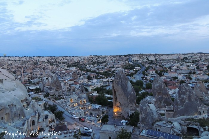Göreme at dawn