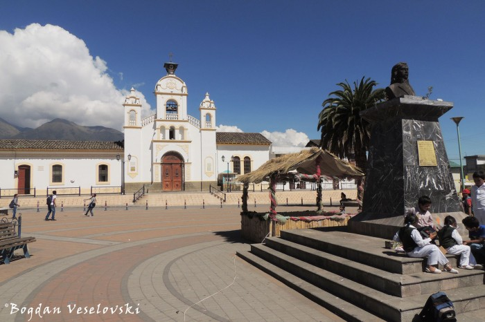 Quiroga Church & Park