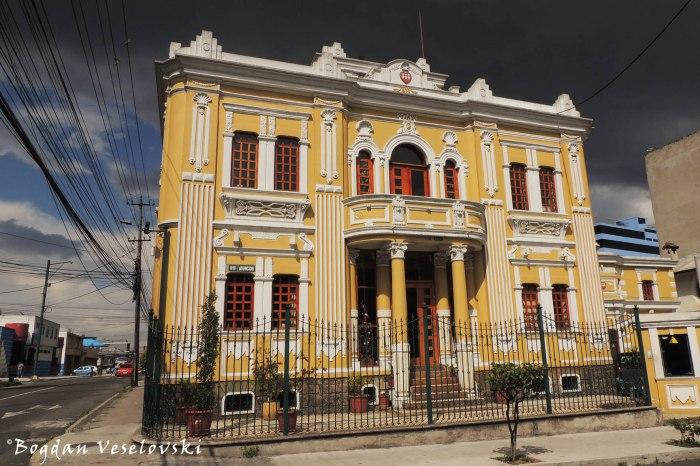 Asuncion Street