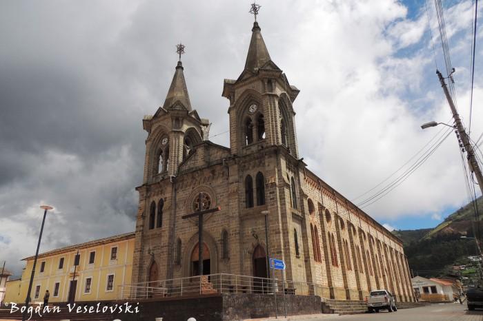 Iglesia Matriz de San Miguel de El Ángel