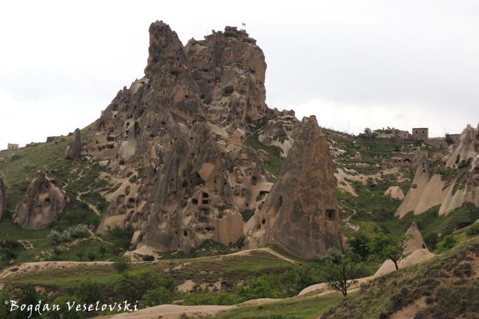 Uçhisar Castle