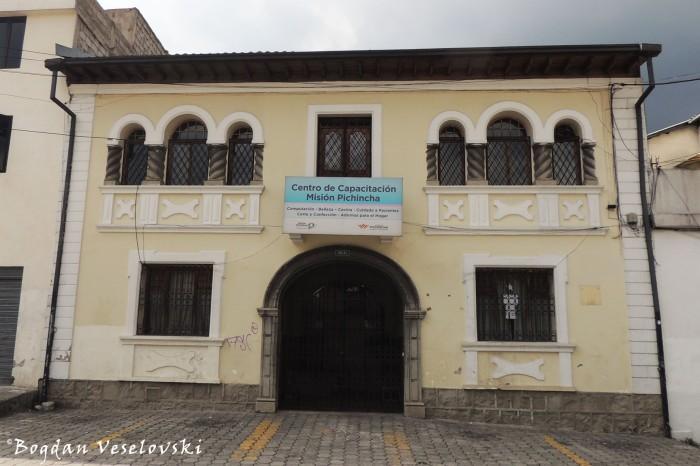 Centro de Capacitación Mision Pichincha