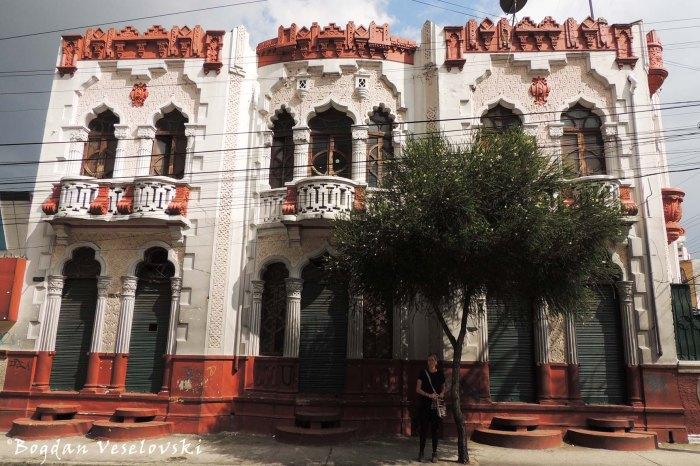 Manuel Larrea Street