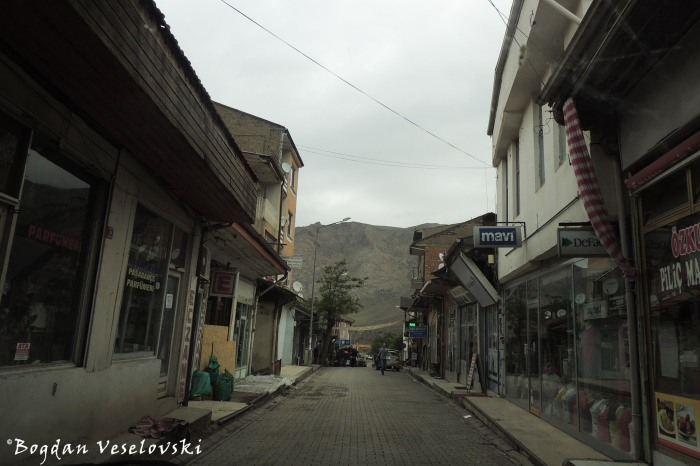Street in Divriği
