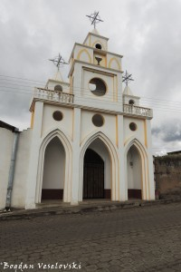 Church in El Angel