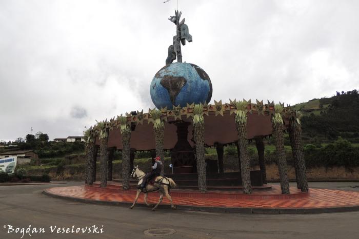 Monumento de Frailejones