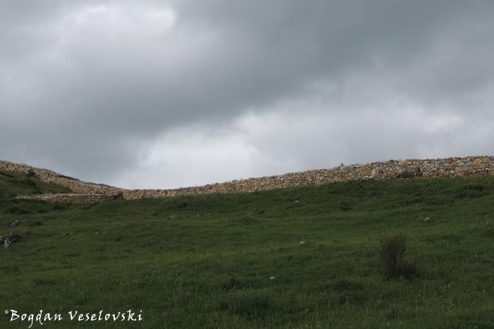 Hattuşaş city walls
