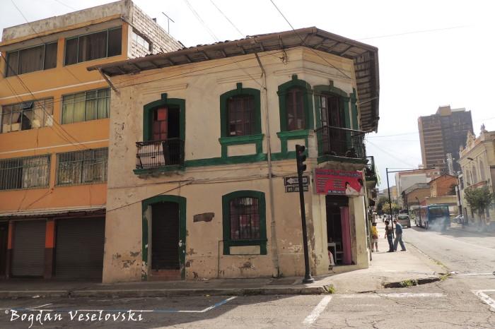 José Riofrio Street