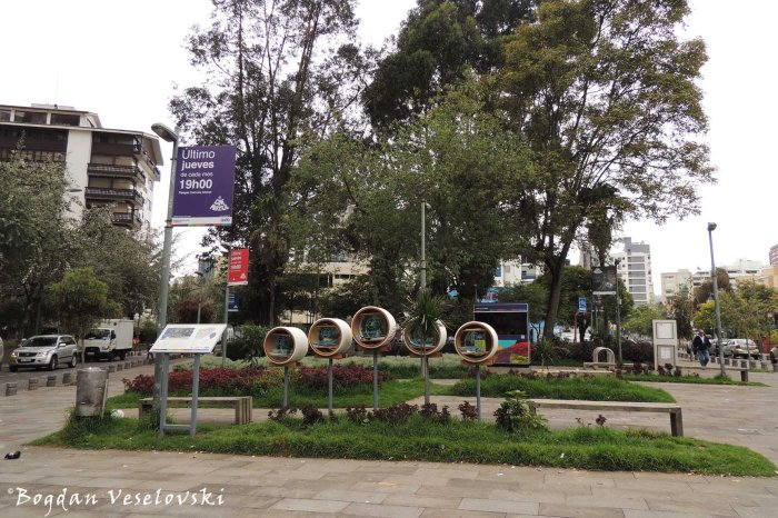 Parque Gabriela Mistral
