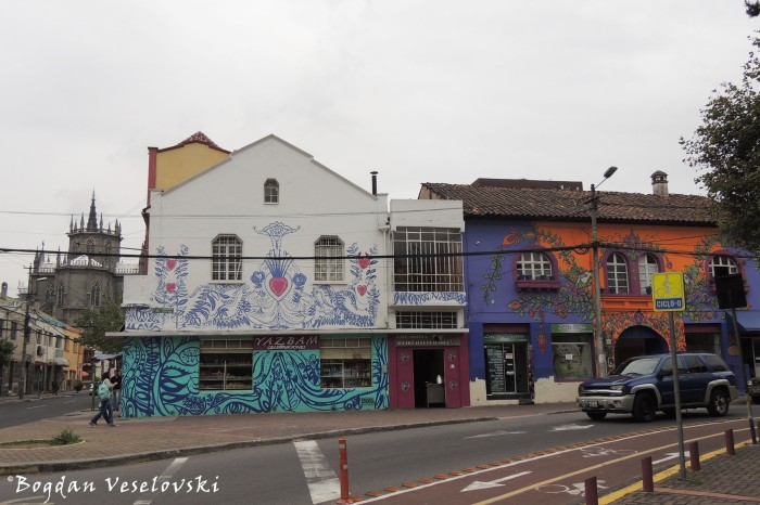 Jerónimo Carrión Street