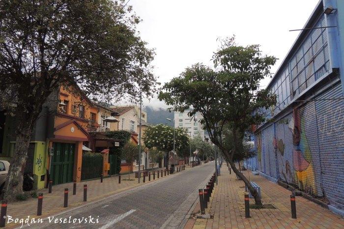 Jose Calama Street