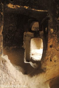 Carved chamber