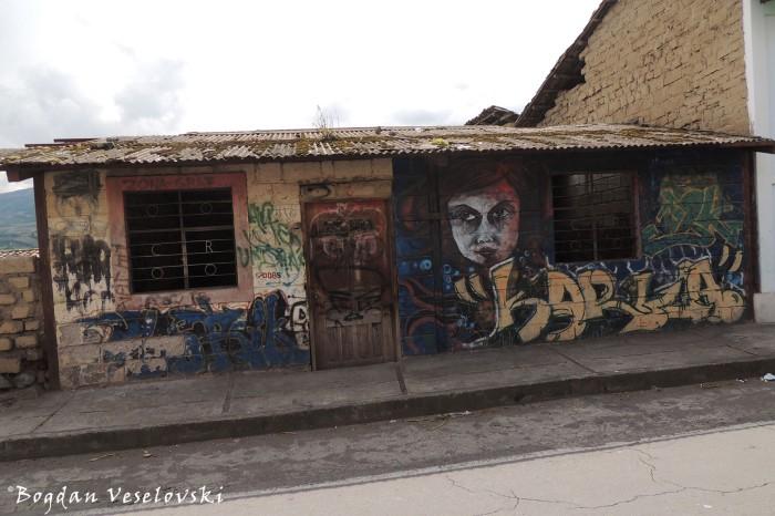 Graffiti zone