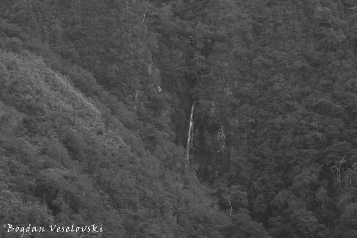 Cascada El Pailon de los Rostros