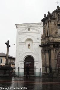 San Agustin Church - 16th centry, Baroque style
