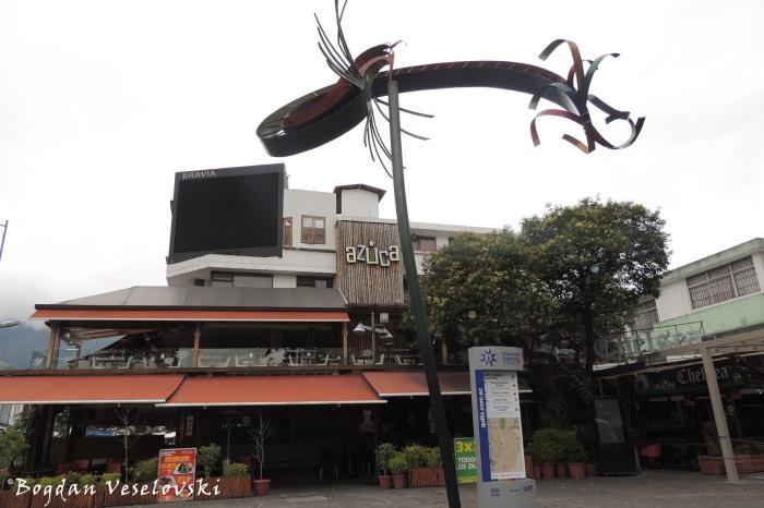 Plaza El Quinde (Foch)