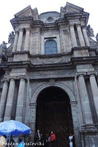 Iglesia de El Sagrario (Church of the Sanctuary)