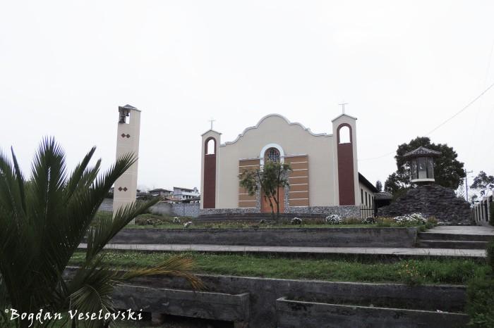 Church in Zuleta