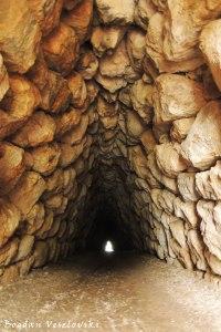 Yerkapı tunnel