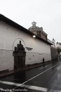 Monasterio de Carmelitas de la Santisima Trinidad Carmen Bajo
