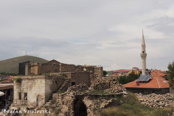 Citadel & minaret