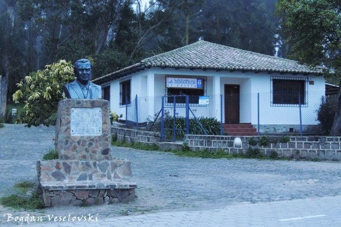 La Biblioteca de Zuleta & Sr. Galo Plaza Casso